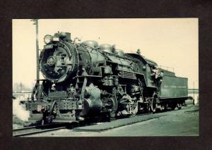 Switchero Baltimore and & Ohio Railroad Train Engine Locomotive 1695 Postcard