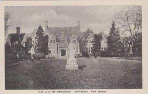 New Jersey Princeton Our Lady Of Princeton Albertype
