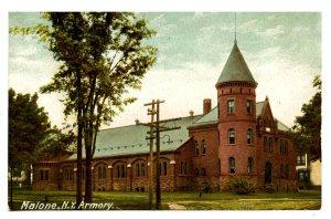NY - Malone. The Armory