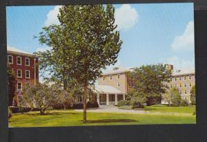 Lincoln Residence Hall,University IL,Champaign,IL Postcard