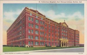 Indiana East Chicago-Indiana Harbor St Catherines Hospital Curteich