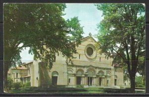Ohio, Oberlin - Oberlin College - Finney Memorial Chapel - [OH-032]