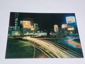 Koohsiung City View Vintage Postcard China