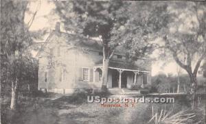 Vanderleyn's House Neversink NY Unused