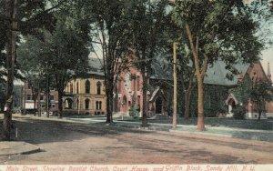 SANDY HILL , New York , 1907 ; Main Street