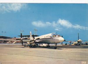 Ilyushin i8 Airplane , Airport , Brussels , Belgium , 80-90s
