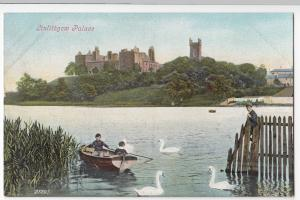 Lothian; Linlithgow Palace Ruins PPC By Valentines, Unused, c 1910's