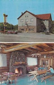 Vimy Hotel , GRACEFIELD, Quebec  , Canada , 50-60s