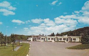 Hiway Resort Motel, 50 miles North of Montreal, Quebec, Canada, 40-60s