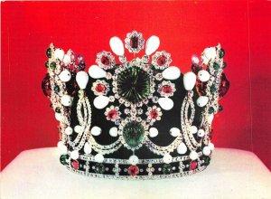 us7592 empress farahs crown jewels at the bank markazi iran teheran