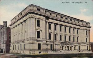 Indiana Indianapolis City Hall