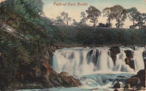 BUSBY, Scotland, PU-1909; Falls Of Cart
