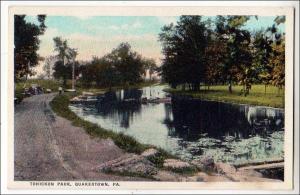 Tohickon Park, Quakertown PA