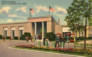 NY - New York World's Fair, 1940. YMCA Building