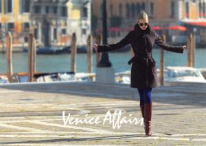 Postcard Venice Affairs Col. 185 - Peek & Cloppenburg Promo Advertising Card #16