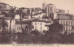 Hyères (Var), France, 1900-1910s