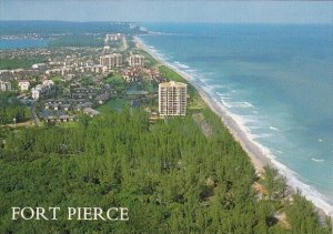 Florida Fort Pierce There Is Fishing Plus Thirty Two Miles Of White Sandy Bea...