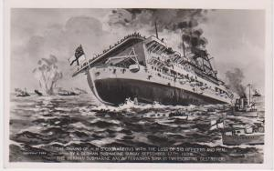 HMS COURAGEOUS - WW2 WARSHIP