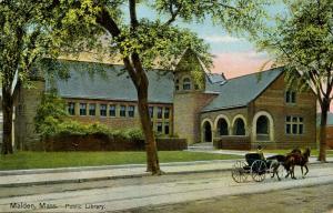 MA - Malden. Public Library
