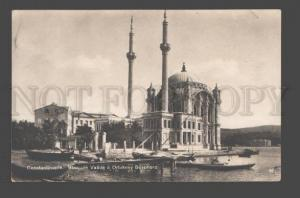 085192 TURKEY CONSTANTINOPLE Mosquee Valide Vintage PC
