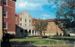 Edmond Oklahoma~Central State College~Murdaugh Hall~Women's Dormitory~1950's