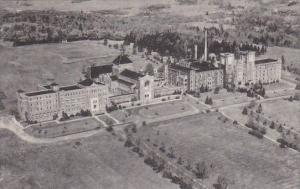 Minnesota Dulth Aerial View College Of Mount Scholastica Albertype