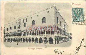Old Postcard Palazzo Ducale