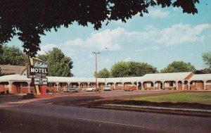 CAVE CITY , Kentucky , 1950-60s ; Holiday Motel