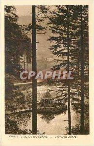 Old Postcard Col de Bussang L'Etang Jean