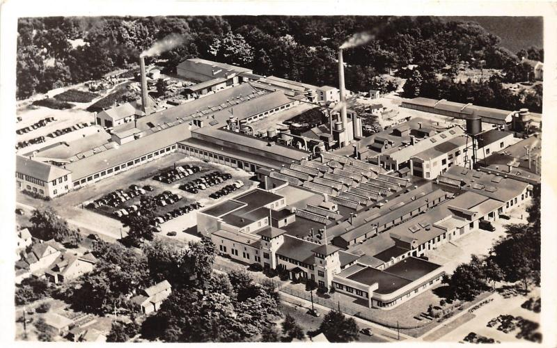 Elkhart Indiana Aerial View~CG Conn Company (Band