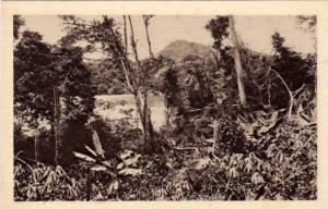 Sue Les Bords De La Ngunie, Gabon, Africa, 1900-1910s
