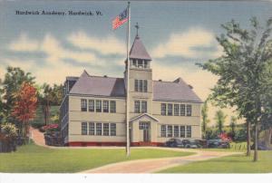 Hardwick Academy , HARDWICK , Vermont , 30-40s