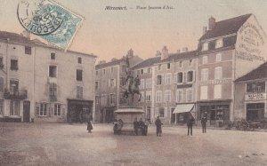 MIRECOURT, Vosges, France, 1900-1910's; Place Jeanne D'Arc