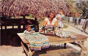 Seminole Indians, Florida USA Unused