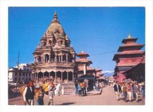 Patan Durbar Square, Kathmandu , Nepal, 50-70s