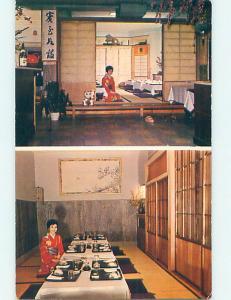 Unused Pre-1980 TOKYO SUKIYAKI JAPANESE RESTAURANT Washington DC M9311