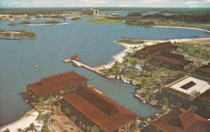 Polynesian Village, Tropic Island Adventure, DISNEYWORLD, 50-70's