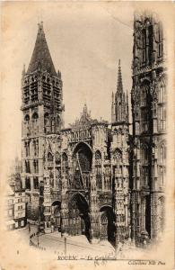 CPA ROUEN-La Cathedrale (269638)