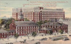 Pennsylvania Philadelphia Curtis Publishing Company 1913