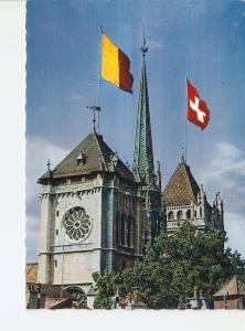 Postal 022019 : Les tours de la Cathedrale de Saint Pierre