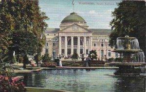 Germany Wiesbaden Neues Kurhaus