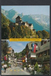 Liechtenstein Postcard - Vaduz, Furstentum Liechtenstein T7020