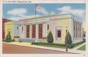 U S Post Office Hagerstown Maryland