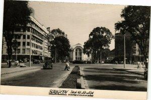 VIETNAM INDOCHINE - Saigon - Dai-lo Le Loi (190320)