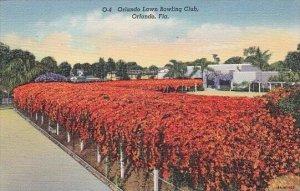 Florida Orlando Orlando Lawn Bowling Club