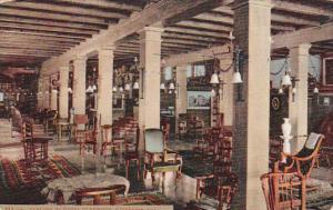 California Riverside Interior Parlors Of Hotel Riverside 1908