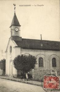 CPA Ponthierry - La Chapelle (120304)