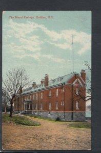 Canada Postcard - The Naval College, Halifax, Nova Scotia    T8271