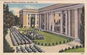 Virginia Staunton Staunton Military Academy