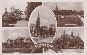 RP: Monton , Eccles, Greater Manchester, England, 00-10s